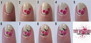 Nail Art Ideas for Beginners Step by Step | Nail Art Step ...