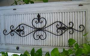 outdoor wrought iron wall decor tedx decors the With outdoor wall decor