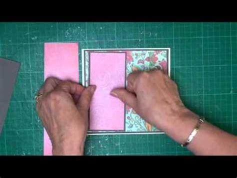 Glitter Ribbons Tutorial (cardmakingmagiccom) Youtube