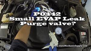 How To Diagnose A P0442 Small Evap Leak 04 Chevy Avalanche