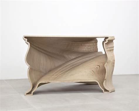 Amazing 'cinderella Table' Cnc Cut Birch Plywood Also Must