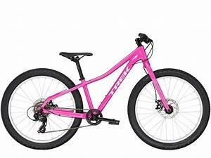 Trek Roscoe 24 2020  Pink  From Manual Bikes