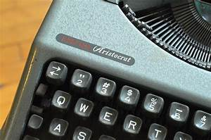 Why Do We Have A Qwerty Keyboard   News  La Trobe University