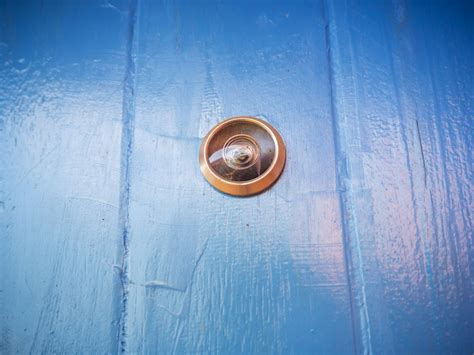how to install a peephole in a door how to install a peephole quickly and effectively trust