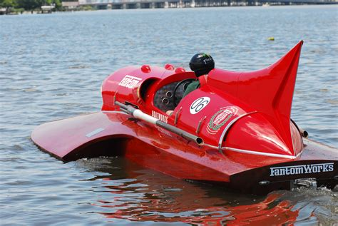 Hydroplane Boat by 1960 Timossi Replica Hydroplane The Vintage