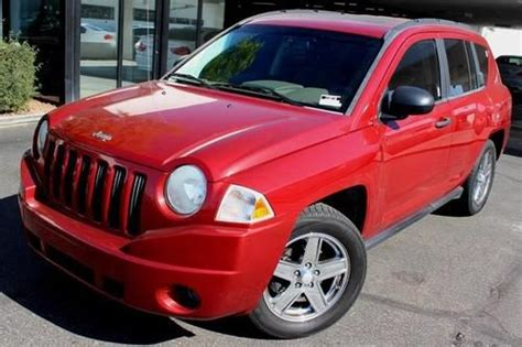 jeep compass sunroof sell used 2007 jeep compass 2wd sport sunroof safety