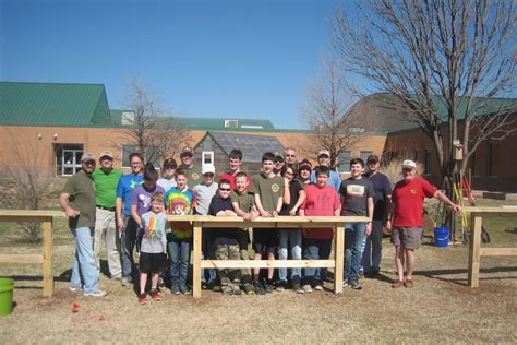 cms benefits eagle scout project cheyenne middle school