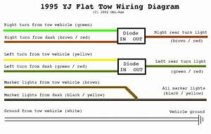 Wiring Diagram For Trailer Light 4 Way