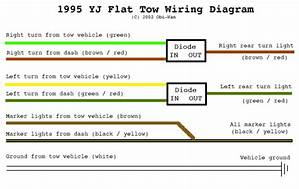 4 Flat Wiring Diagram 41343 Ciboperlamenteblog It