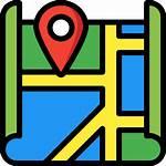 Icons Mapa Gratis Iconos