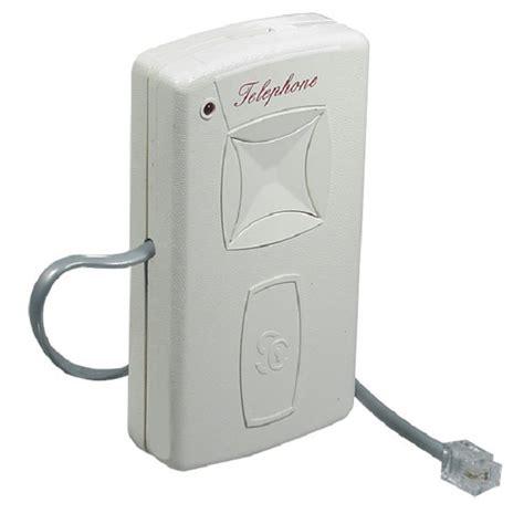 Silent Call Telephone Transmitter