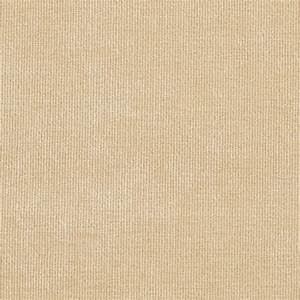 Solid Beige and White Soft Plush Velvet Upholstery Fabric
