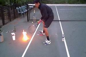 Tennis Fireball GIF - Find & Share on GIPHY