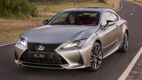 2021 Lexus RC pricing and specs detailed: Mercedes C-Class ...