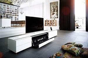 HIFI CONCEPT LIVING SPECTRAL Hochwertige HiFi TV Mbel