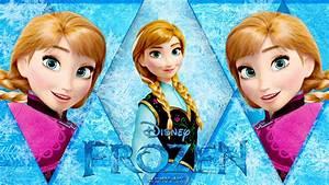 Frozen Anna Wallpaper - WallpaperSafari