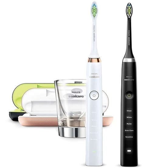 Philips Sonicare DiamondClean Black & Rosegold HX939239