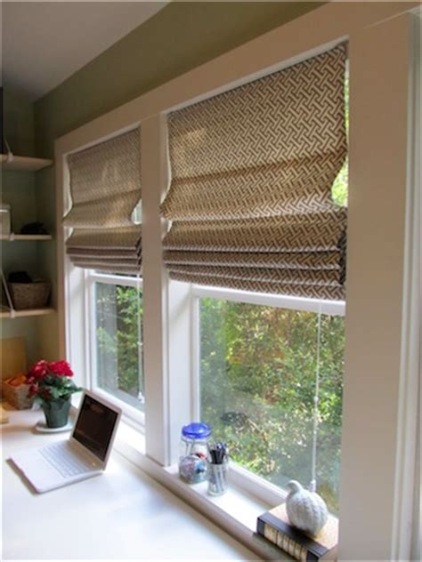 roman shades  diy patterns  tutorials
