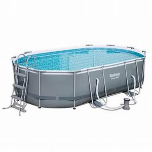 Garten Pool Bestway : bestway oval frame pool 488x305x107 garten center jardinitis ~ Frokenaadalensverden.com Haus und Dekorationen