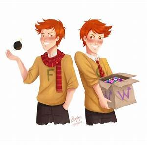 575 best images about Fred and George Weasley on Pinterest ...