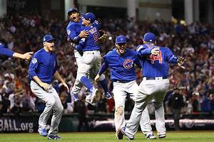 World Series: The Happiest Photo of the Chicago Cubs | Time