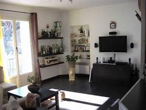 Décoration Appartement Moderne : d coration appartement de 60m2 ~ Nature-et-papiers.com Idées de Décoration
