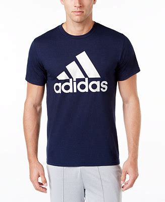 adidas s badge of sport classic logo t shirt t
