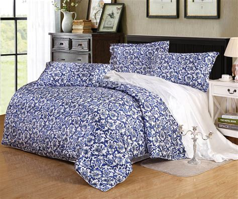 blue and white comforter popular porcelain blue quilt buy cheap porcelain blue