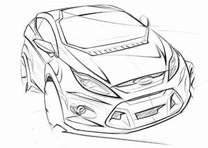Hatchback Drawing Free Download On Ayoqq Cliparts