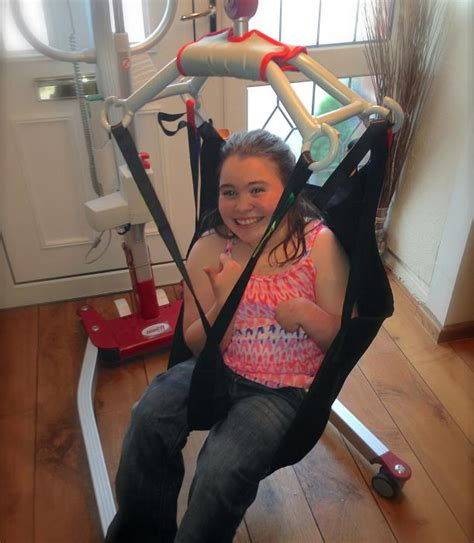Life Changing Hoist For Little Jofromventry