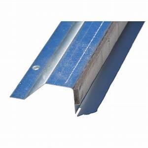 barre de seuil renovation pour sol plat l2500 With barre seuil porte garage
