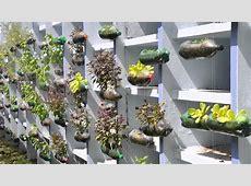 The hanging garden project American School of Recife