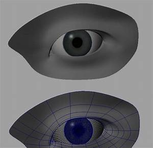 Jon Stewart  Japanese  Female  Eye Modelling    Topology