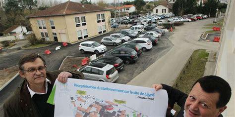mont de marsan 150 nouvelles places de parking 224 l h 244 pital layn 233 sud ouest fr