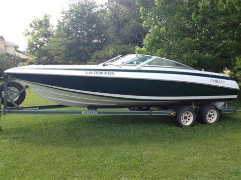 Cobalt Boats For Sale In Mississippi by 1995 Cobalt 220 Powerboat For Sale In Mississippi
