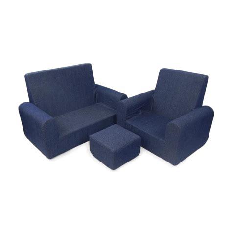 sofa chair and ottoman fun furnishings 3 piece sofa chair and ottoman set atg