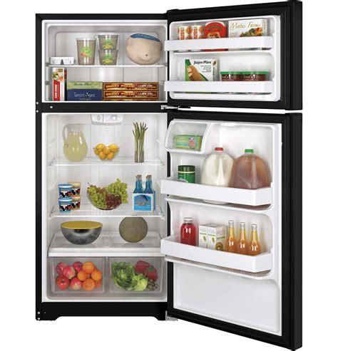 hhgregg counter depth refrigerator ge  cu ft refrigerator