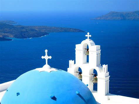 Santorini Greece Wallpapers9