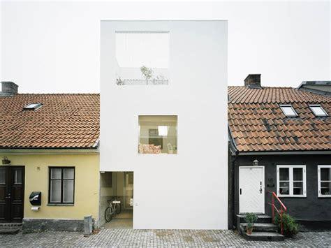 Schmales Grundstueck Bebauen Kreative Ideen Und Loesungen by Kleines Haus Und Schmales Grundst 252 Ck Wenig Platz Optimal