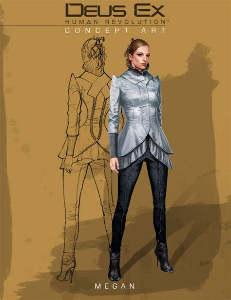 A Gallery Of Wicked Cool Deus Ex Concept Art