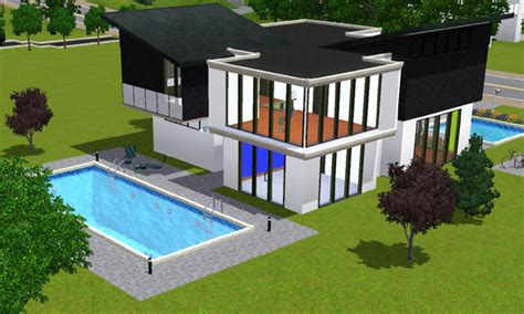 sims 2 maison moderne studio design gallery best design