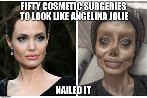Meme Plastic Surgery - plastic surgeons gone bad imgflip