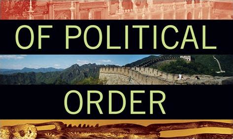Barnes And Noble Purchase Order by The Origins Of Political Order The Barnes Noble Review