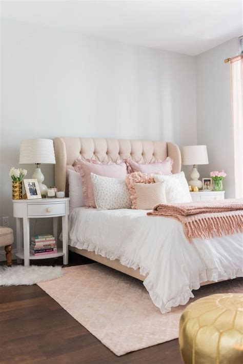 best 25 blush pink bedroom ideas on