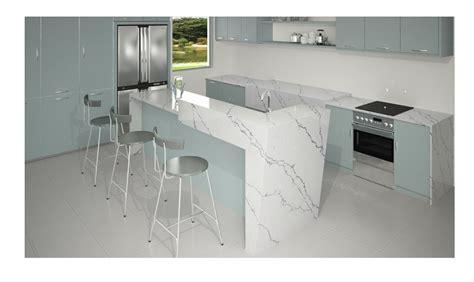 bianco napoli pompeii white shaker cabinets quartz
