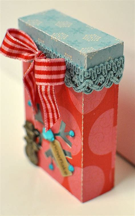 cutting cafe christmas tic tac holder boxtemplate