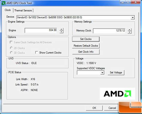 amd gpu fan control amd radeon hd 5870 video card overclocking legit