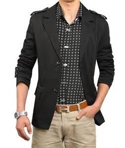 Casual Blazers Jacket for Men