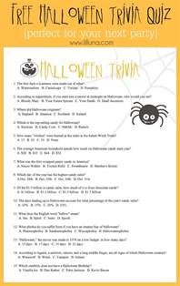 trivia questions and answers free printable