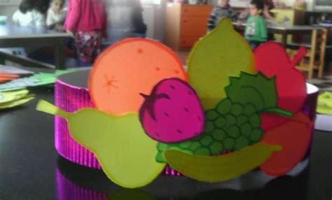 fruit hat craft fruit vegetable craft 760 | 8f7adb0db2ba218e4ba46bb879e57963